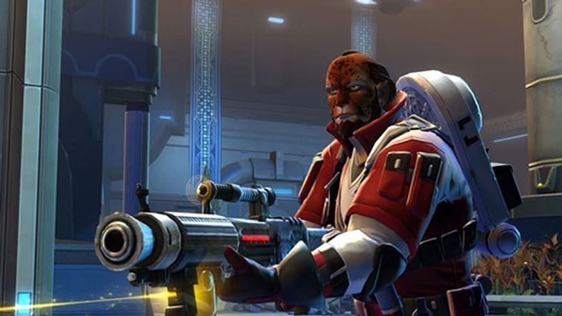 BioWare dates SWTOR's Game Update 2.1 and 2.2