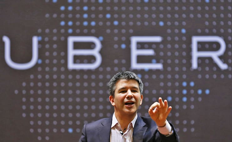 Investors and employees aren't buying Uber's sexism 'probe'