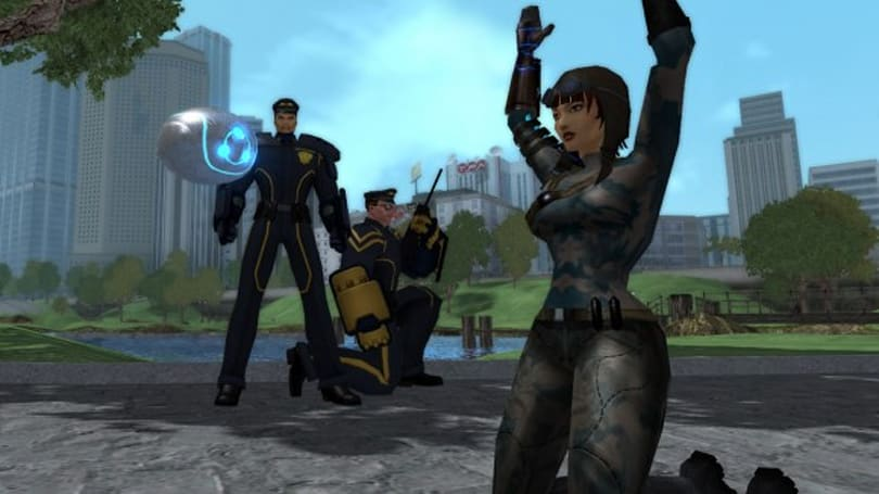 An early release for City of Heroes Going Rogue