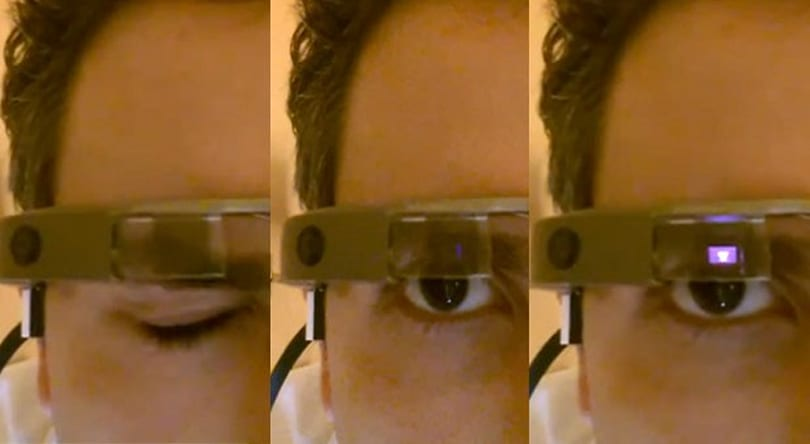 Google Glass developer reveals 'Winky' eye gesture app that takes photos