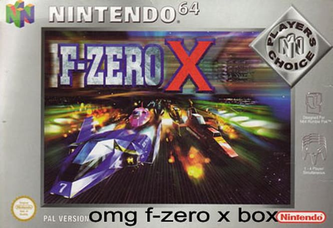 F-Zero X, Street Fighter II Turbo rush onto Virtual Console