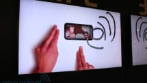 Neonode's Proximity multi-sensing technology hands-on (video)