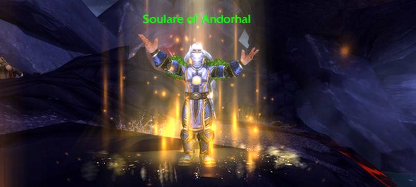 Recruit Soulare of Andorhal for your garrison