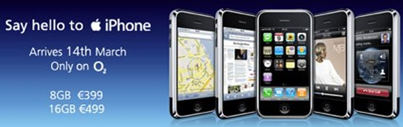 O2 Ireland defends high iPhone costs