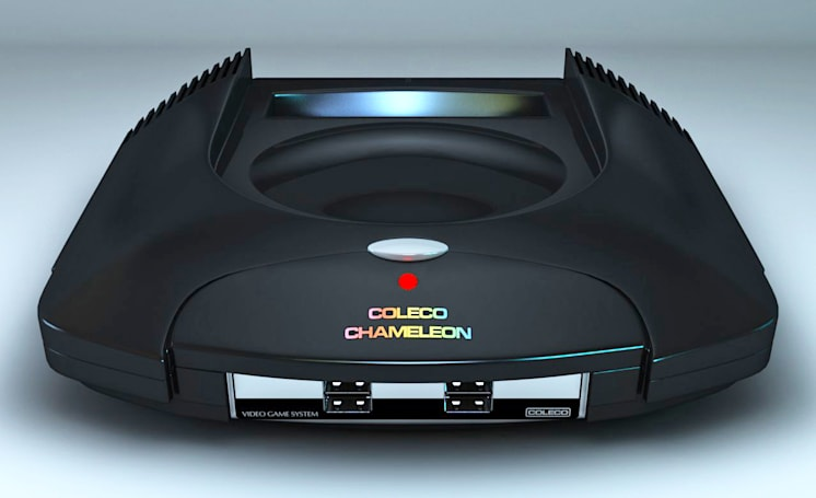 Coleco Chameleon Kickstarter over before it even begins (update)