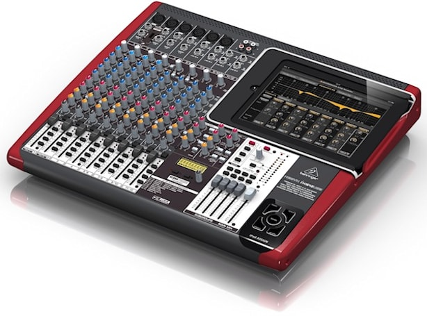 Behringer outs three iPad-housing USB mixers