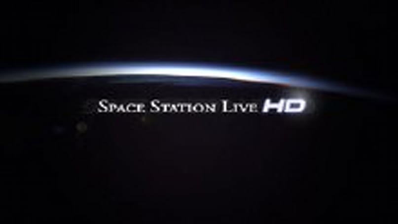 Live HD downlink from ISS on Discovery HD Wednesday