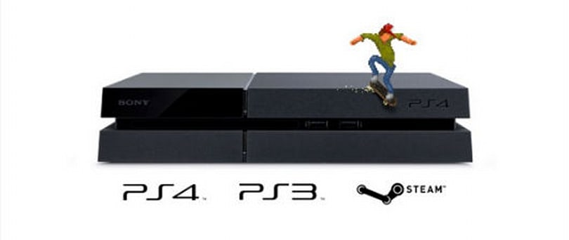 OlliOlli kicks, pushes, coasts to PS4 and PS3