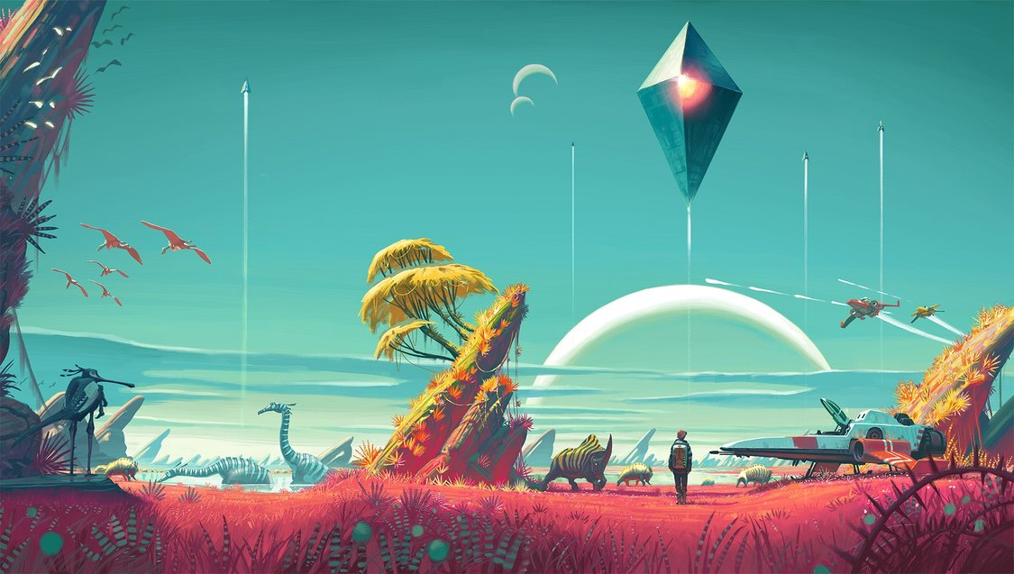 No Man's Sky Soundtrack Is Touring The World (engadget.com)