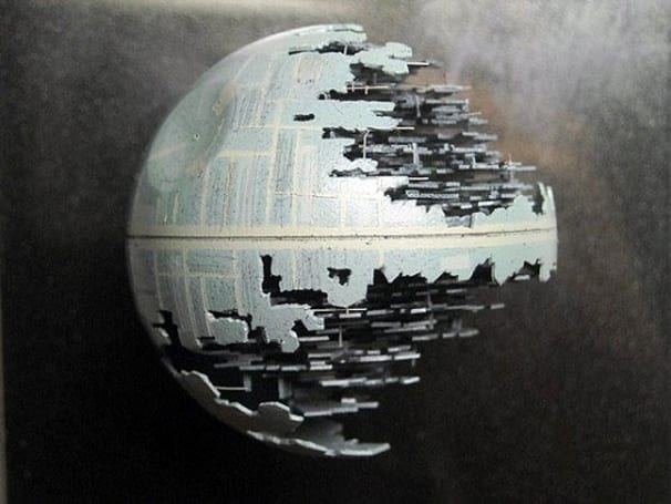 Inhabitat's Week in Green: rise of solar power, cardboard forts and a Death Star ping pong ball