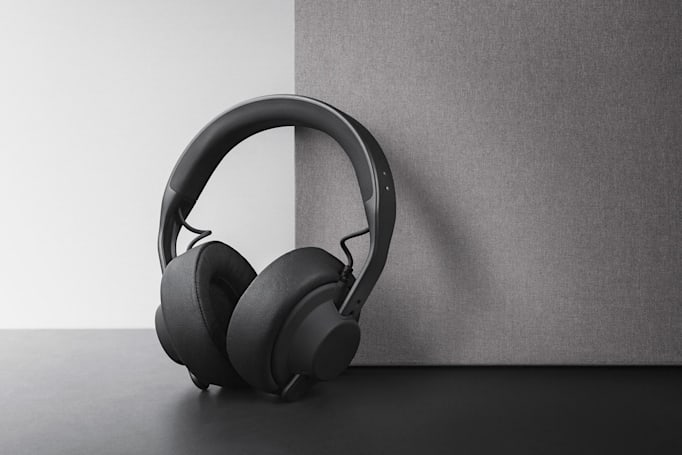 AIAIAI's modular headphones go wireless with a swappable headband
