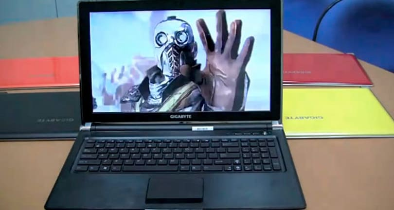 Gigabyte's 15.6-inch P2532: world's thinnest second-gen Core i7 laptop (video)