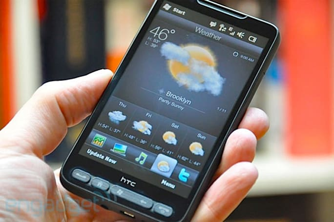 How would you change HTC's HD2?