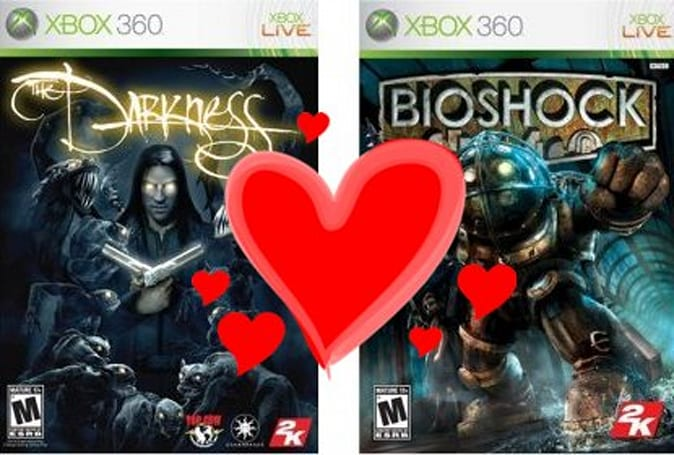 Buy BioShock and get The Darkness FREE!