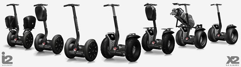 Segway Inc. confirms merger with UK-based firm