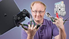 Ben Heck's PlayStation 4 Slim teardown