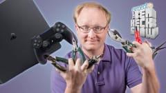 Ben Heck'sPlayStation 4 Slim teardown