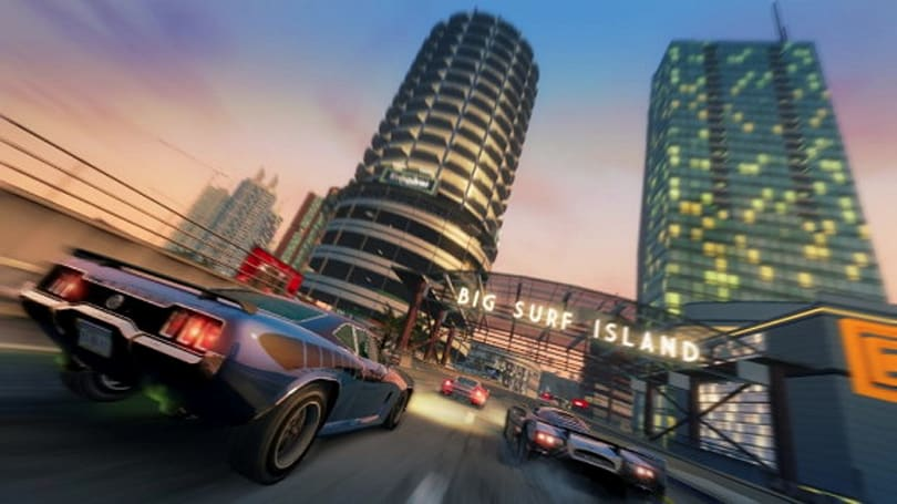 Big Surf Island adds 15 events, 10 freeburn challenges to Burnout Paradise