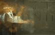 Zeitlupen-Kracher: iMac versus Verbrennungsrohr
