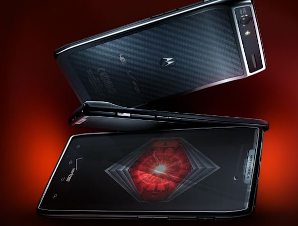 Motorola Droid RAZR gets an early introduction ahead of tomorrow's launch