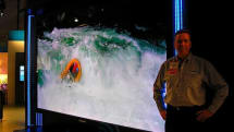 Panasonic does it again, introduces 152-inch 3D 4k HDTV