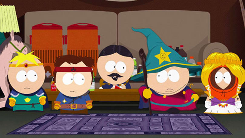 South Park creators were unaware of THQ sale until it was in the news