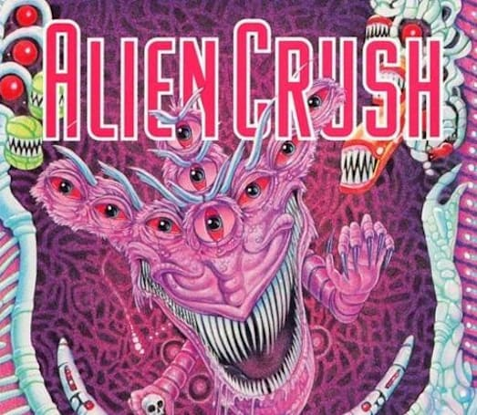 Alien Crush remake heading to North American WiiWare