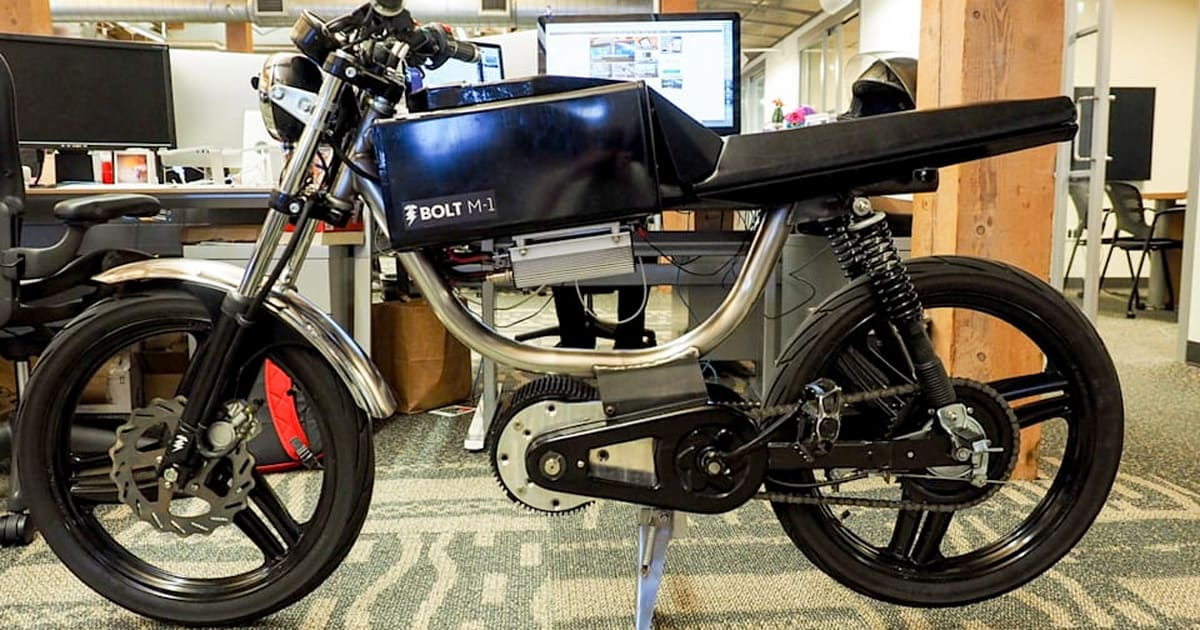 Commuting with the fun stylish and expensive bolt e bike for Abc motor credit reviews