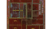 Apple A6 investigation shows highly customized dual-core, triple-GPU layout