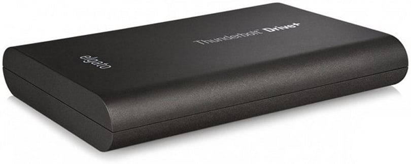 Elgato Thunderbolt Drive+ SSD earns its 'plus' tag through USB 3.0 and brisk speeds