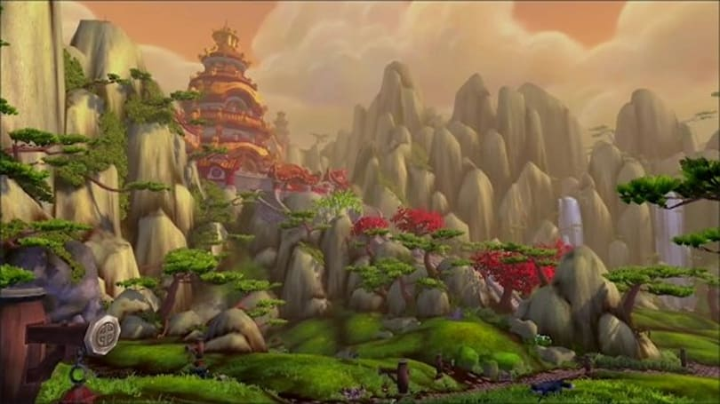 Pandaria to eschew capital cities for scattered vendors, separate faction hubs