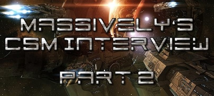 Massively's EVE CSM interview: Incarna and nullsec PvP