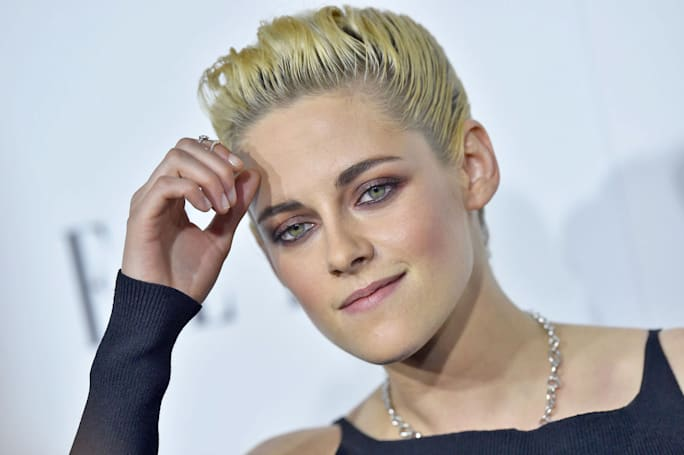 Kristen Stewart co-wrote a paper on machine learning