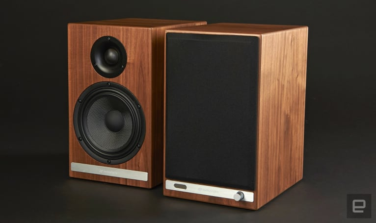 Engadget giveaway: win a pair of HD6 speakers courtesy of Audioengine!