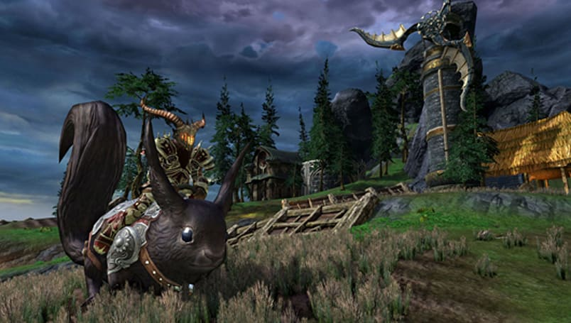 Trion sheds some light on RIFT's PvP dimension development