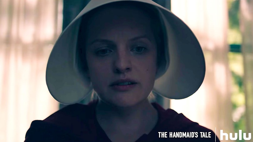 Watch Hulu's first trailer for its take on 'The Handmaid's Tale'