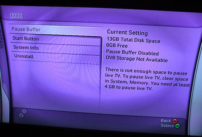 Microsoft: IPTV not a part of Xbox Live Fall Update