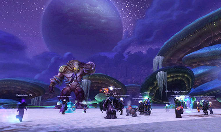 Highmaul and the first world boss opens on December 2
