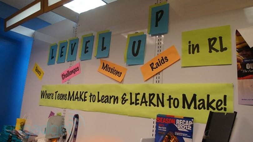 Level UP: inside Chicago's mall-based teen makerspace