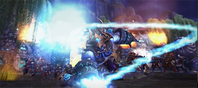 Know Your Lore: The history and origins of the mogu