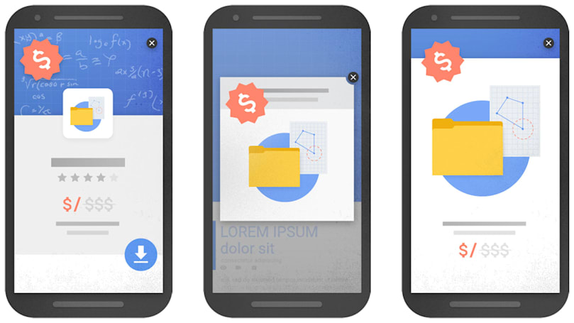 Google will downplay mobile websites with intrusive pop-ups