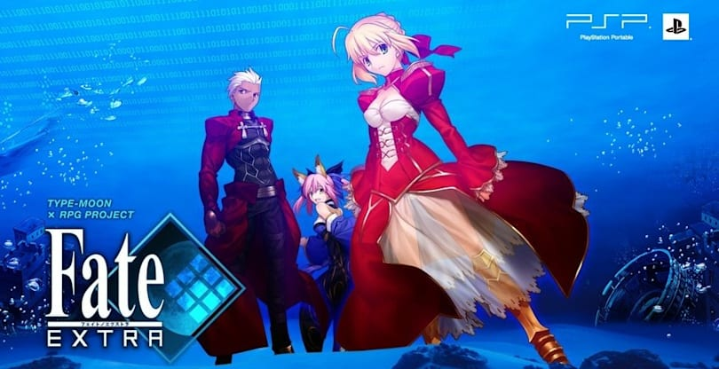 Japan's Fate/Extra fights its way to North America