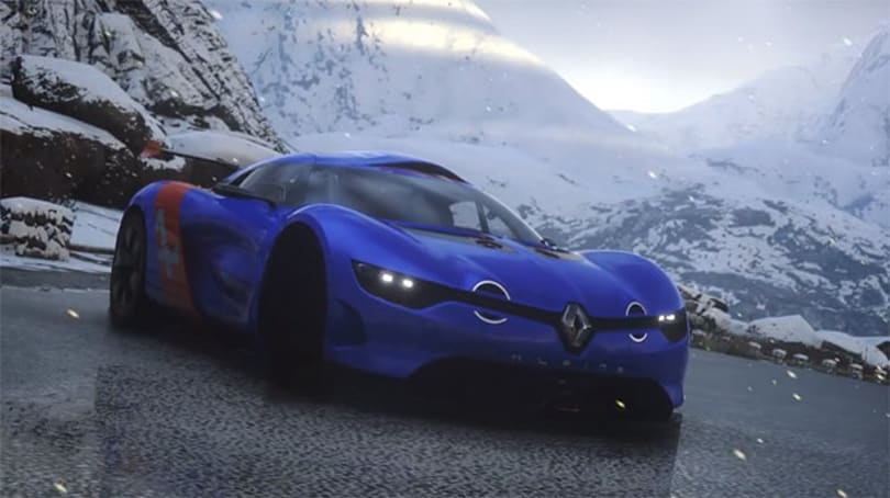 Driveclub's Redline DLC deploys this week in Europe, Dec. 22 in North America