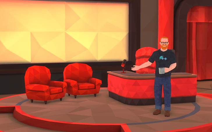 Tech host Will Smith needs help funding his VR talk show