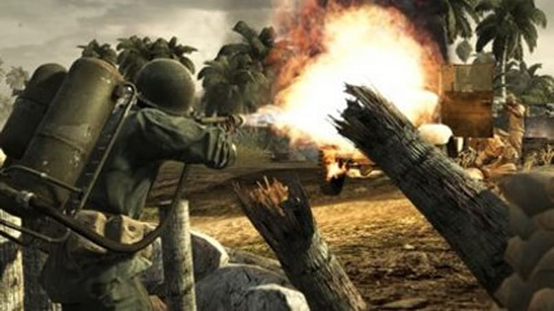 Call of Duty 5: World at War -- screenshots and four-player co-op detailed