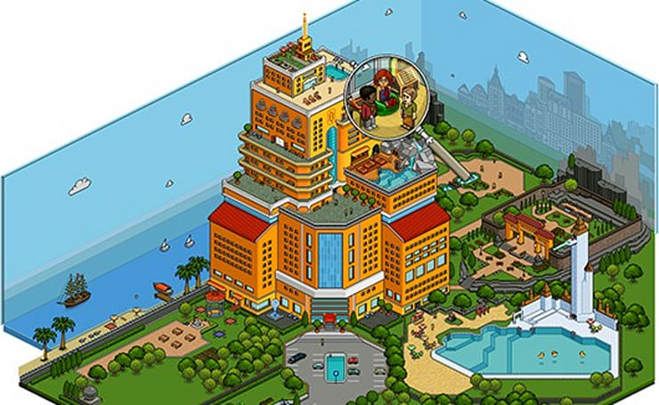 Habbo owners bringing chat back, making big changes