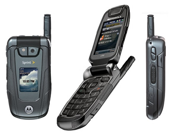 Motorola ic902 gets official for Sprint Nextel