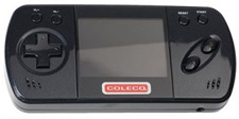 Coleco Sonic Handheld debuts: take home 20 Sega 8-bit games for $50