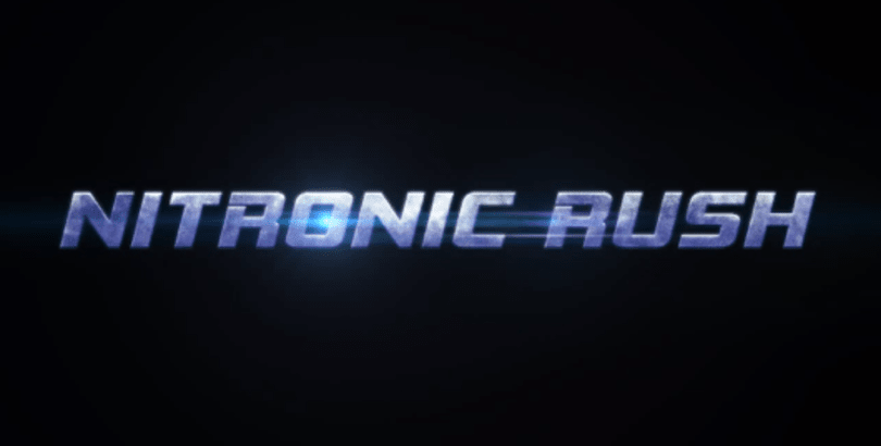 Nitronic Rush: a 'survival driving' game by DigiPen students