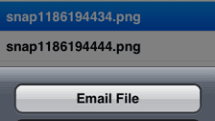 Send files directly from iPhone to another